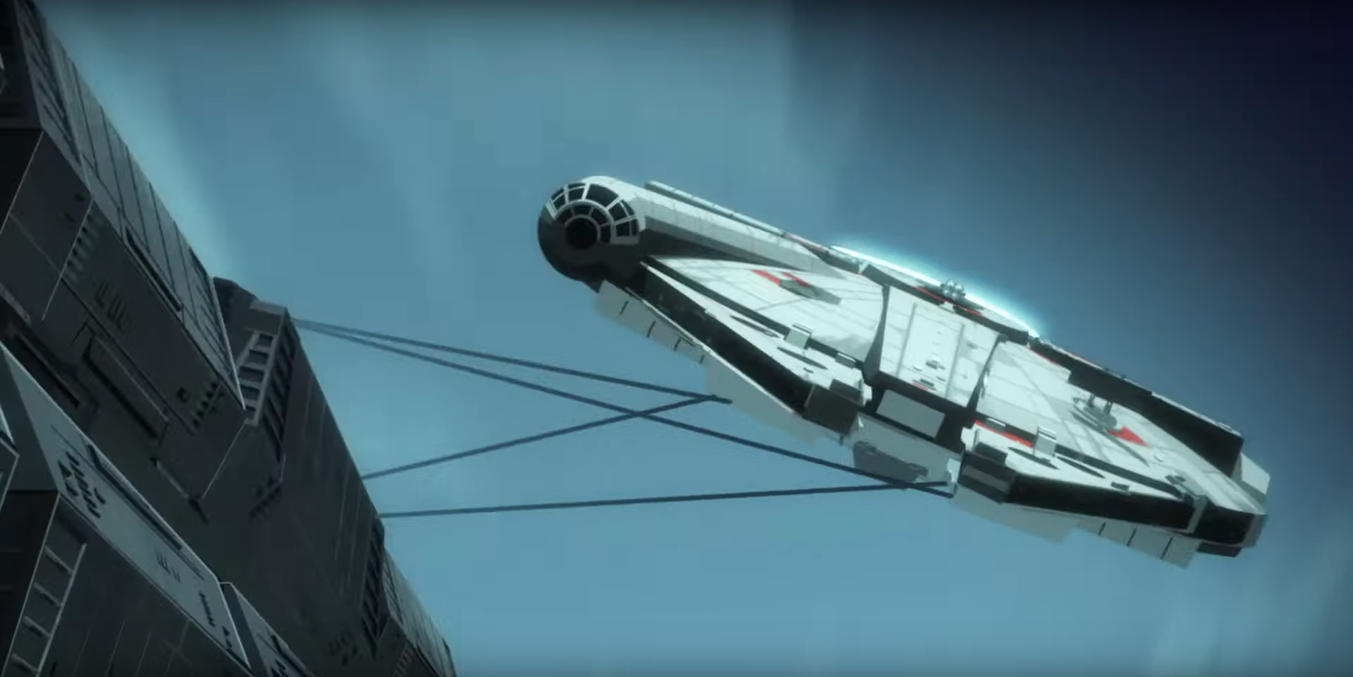 Heist on a First Order train