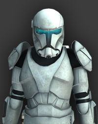 Imperial Commando Special Unit