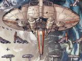 イネクスパグナブル級戦術司令船