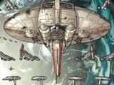 Inexpugnable-class tactical command ship