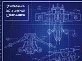 Gunship Blueprint