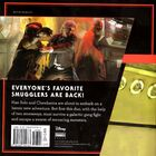 Han and Chewie Return Back Cover