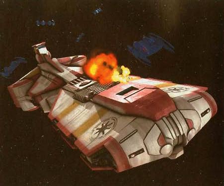 Pelta-class Frigate