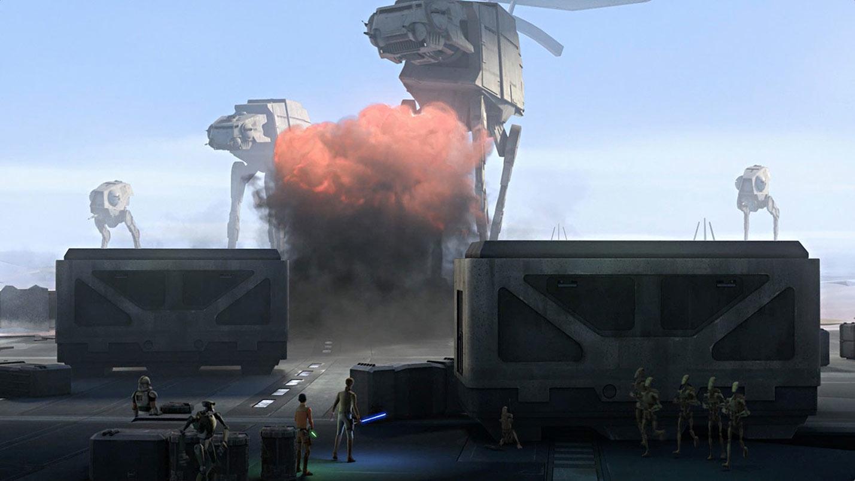 Rebels and droids vs Imperials.png