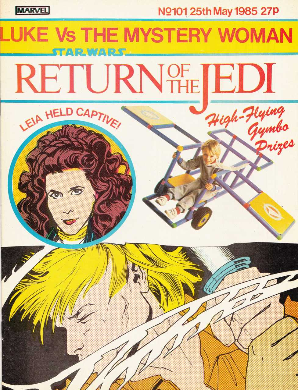 Return of the Jedi Weekly 101