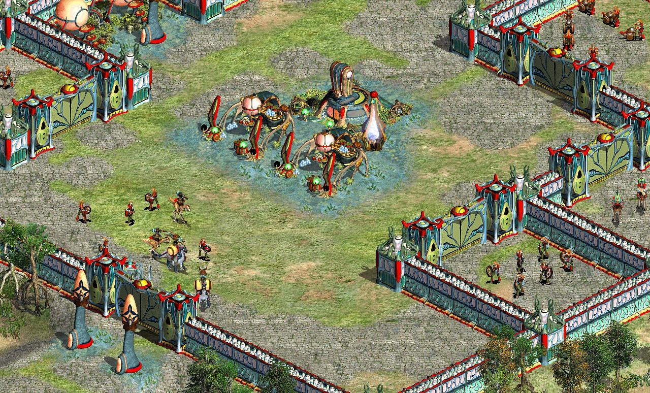 Rogoe's stronghold