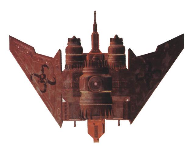 Helot-class medium space transport