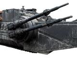 """TX-225 GAVw""""オキュパイア""""武闘強襲用戦車"""