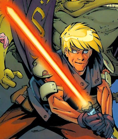 Yoshi Raph-Elan's lightsaber