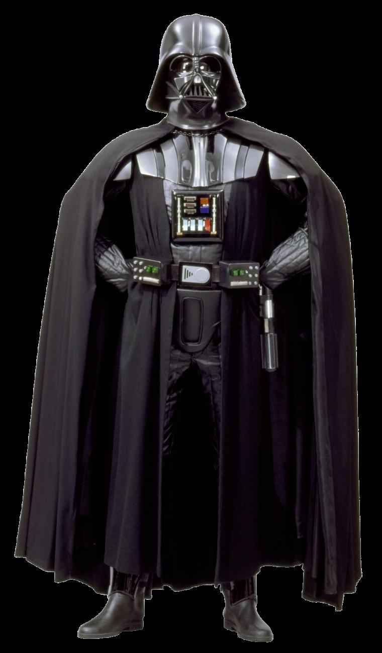 Vader's armor