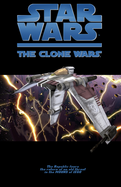 Clone Wars Webcomic: Hunting the Hunters (Part 3)