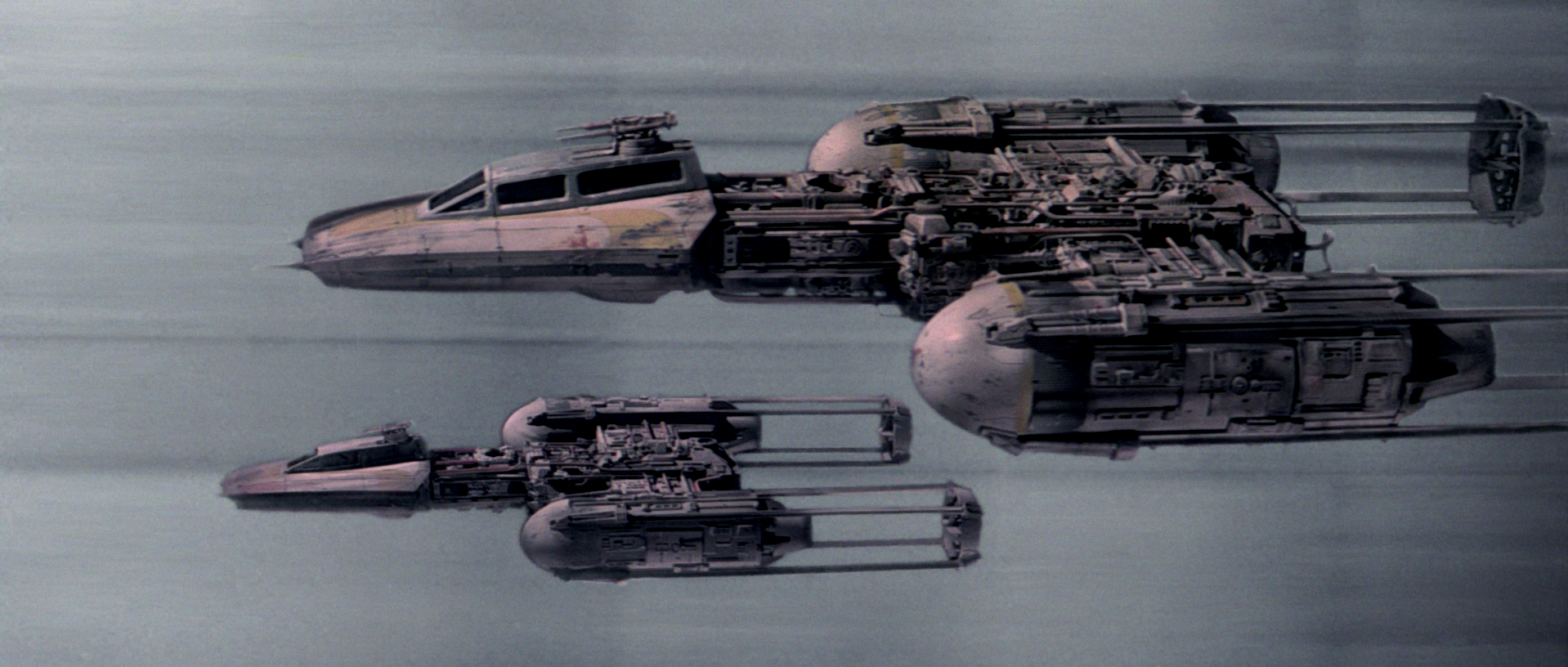 Gold Squadron (Rebel Alliance)/Legends