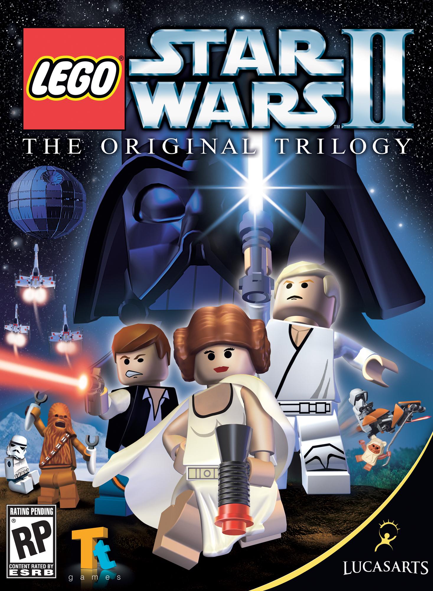 Lego Star Wars Ii The Original Trilogy Wookieepedia Fandom