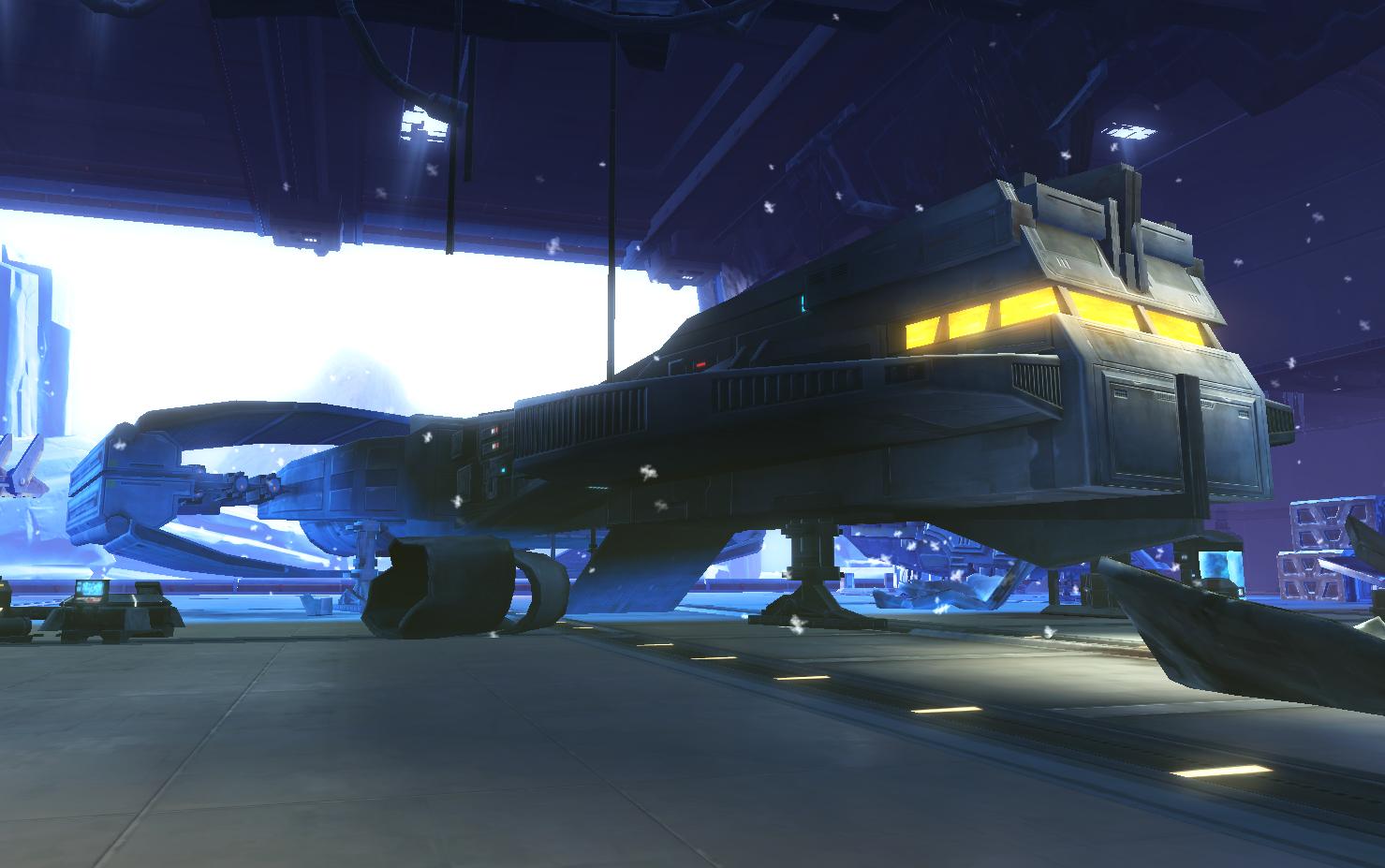 Mu-type shuttle