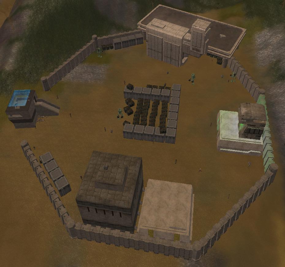 Smuggler base