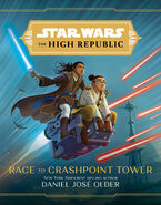 Race to Crashpoint Tower final cover