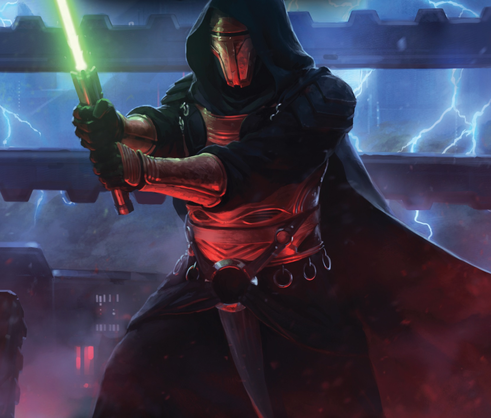 Attack on the Sith Emperor