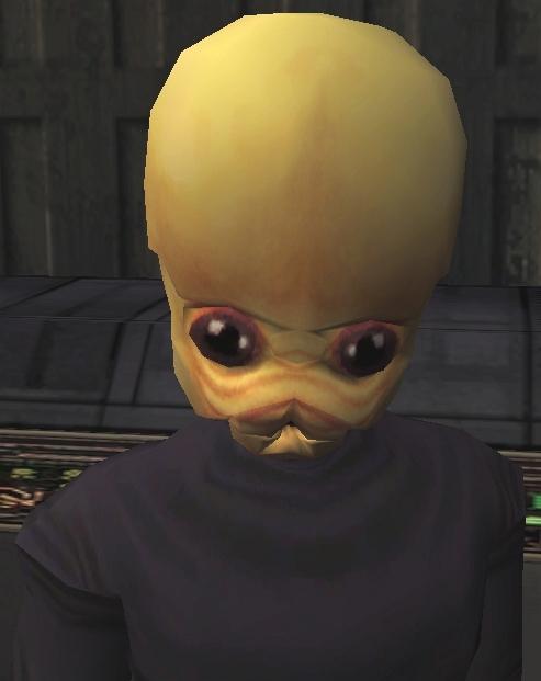 Unidentified Bith scientist