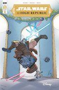 The High Republic Adventures 9 cover b
