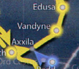 Attack on the Vandyne system