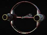Hyperdrive docking ring
