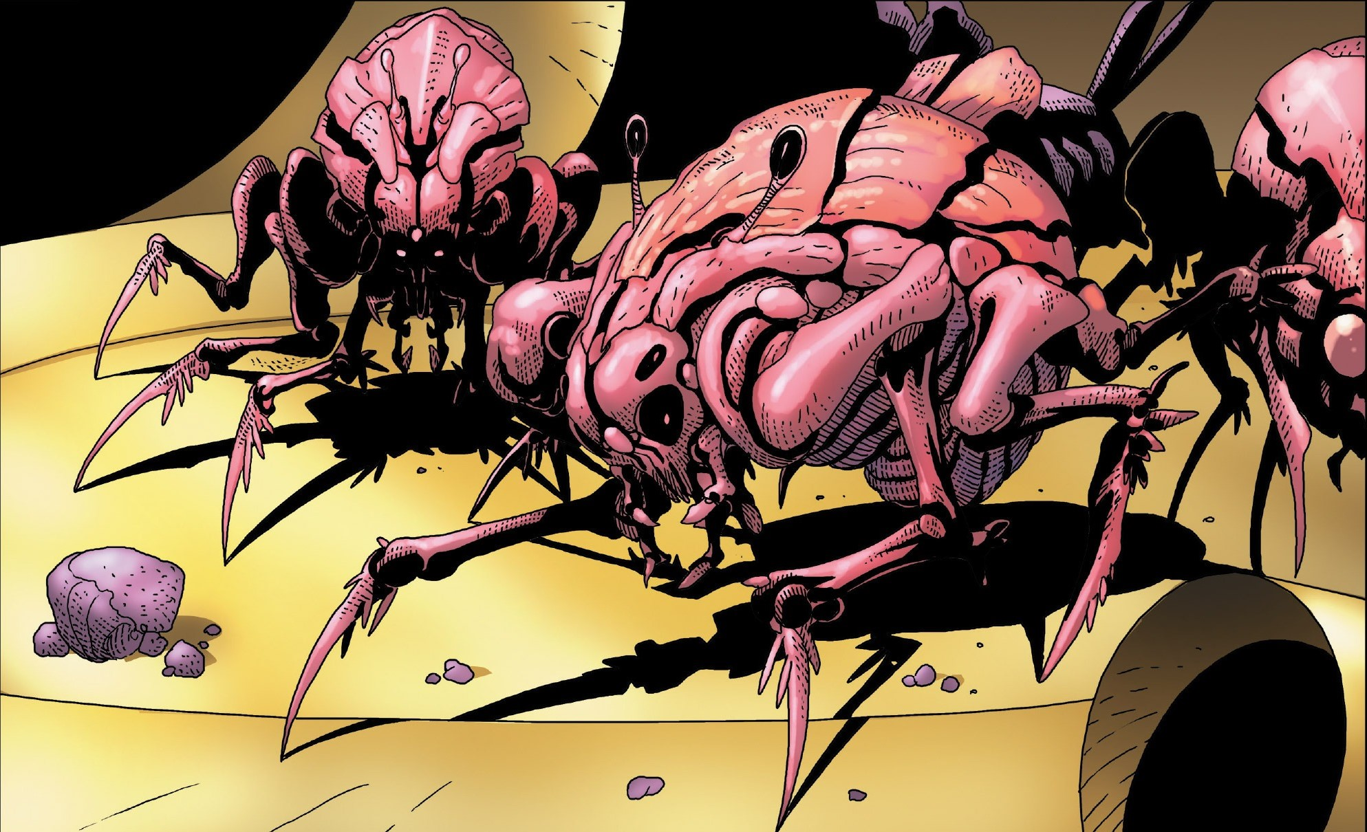 Abersyn symbiote