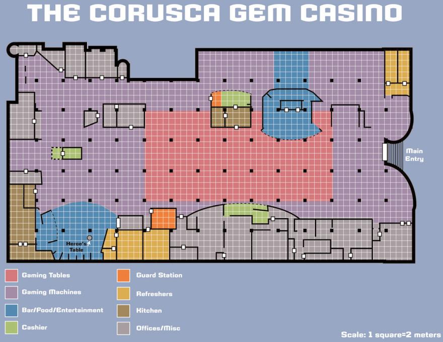 Corusca Gem casino