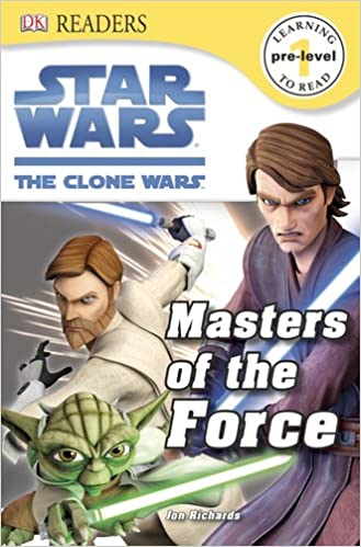 Star Wars: The Clone Wars: Masters of the Force