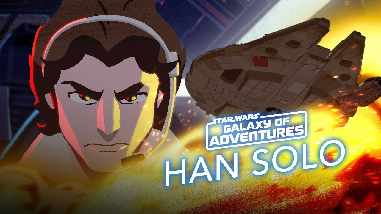 Han Solo – Taking Flight for his Friends