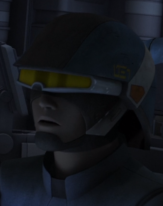 Unidentified Rebel pilot (Liberator)