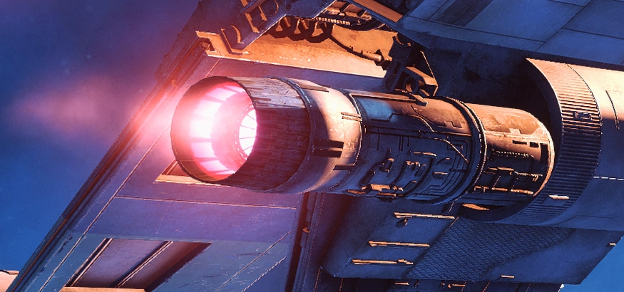 4L4核融合推進エンジン