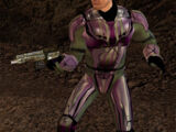 Cassus Fett's Battle Armor