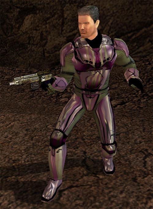 Cassus Fett's heavy blaster pistol