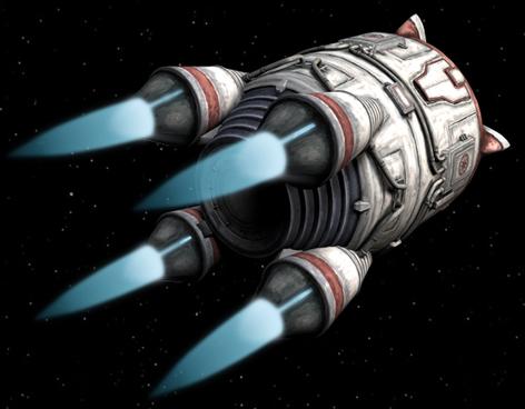 Consular-class Cruiser Escape Pod