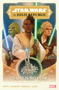 Star Wars The High Republic Vol 1 There is No Fear final cover