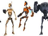 B-series battle droid/Legends