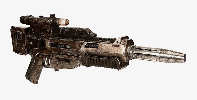 EL-16 Blaster Rifle