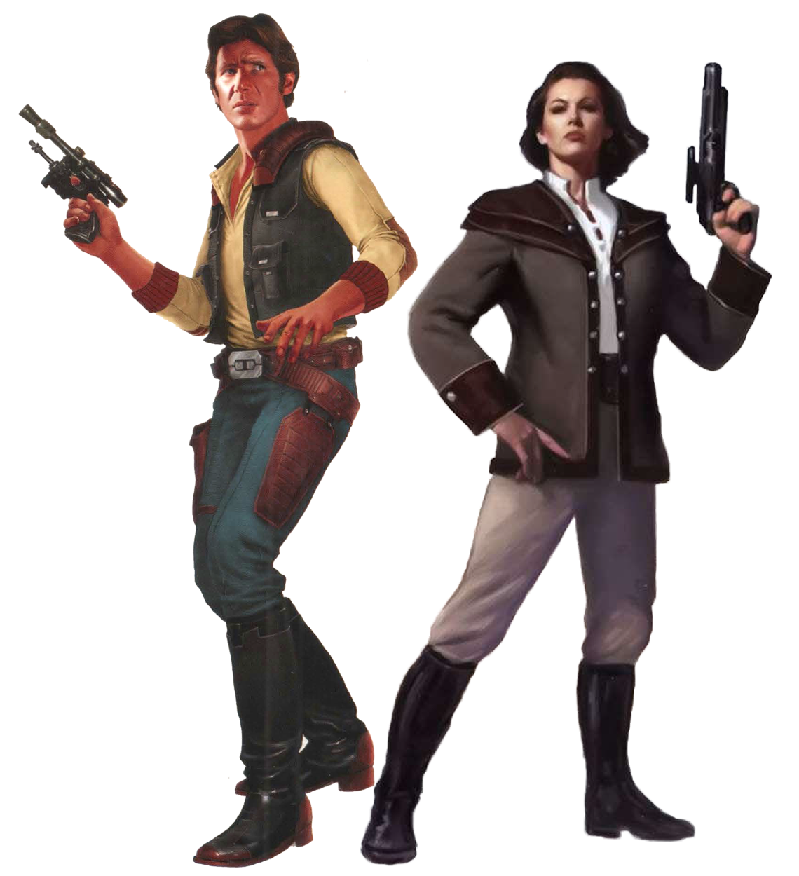 Corellian/Legends
