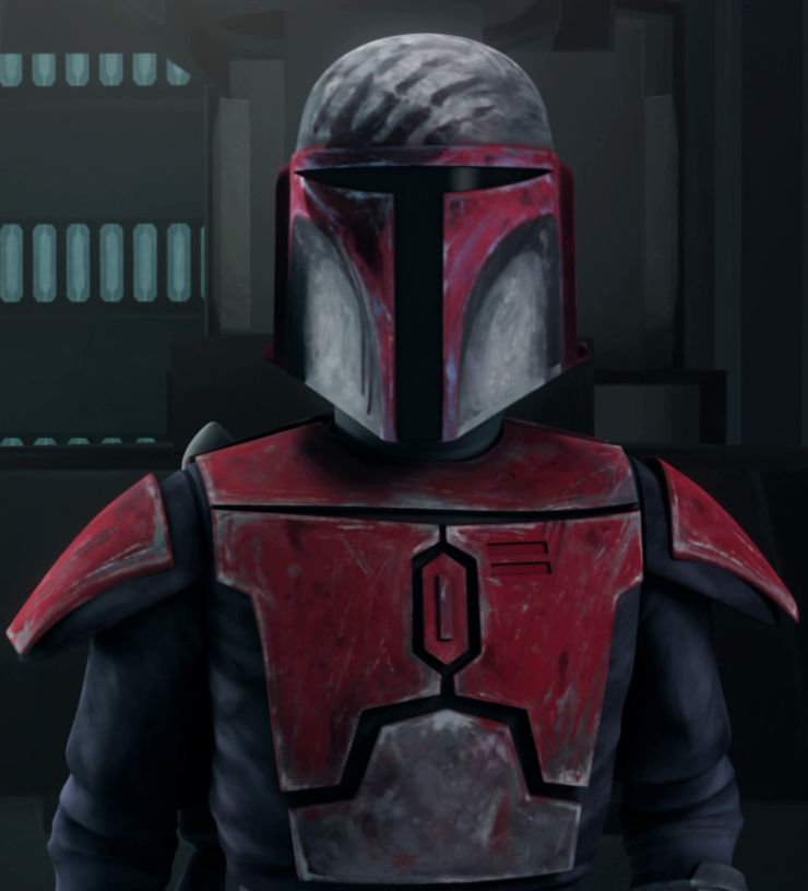 Unidentified Mandalorian super commando 2