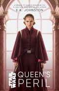 Queens Peril paperback cover