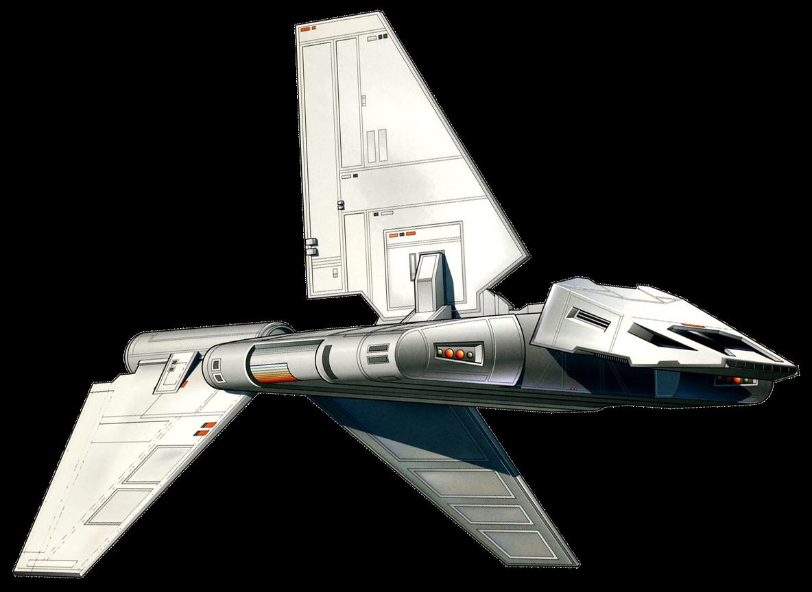Sentinel-class landing craft/Legends