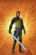 Star Wars Kanan Vol 1 2 Rebels Variant textless
