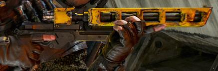 """Wasp"" blaster rifle"