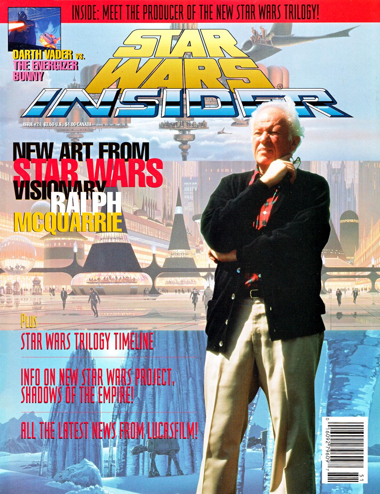 Star Wars Insider 24