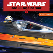 Poe and the Missing Ship cover