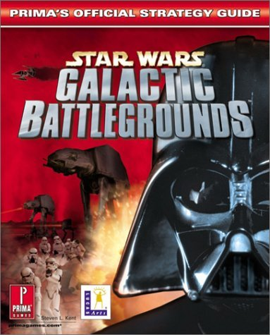 Star Wars: Galactic Battlegrounds: Prima's Official Strategy Guide