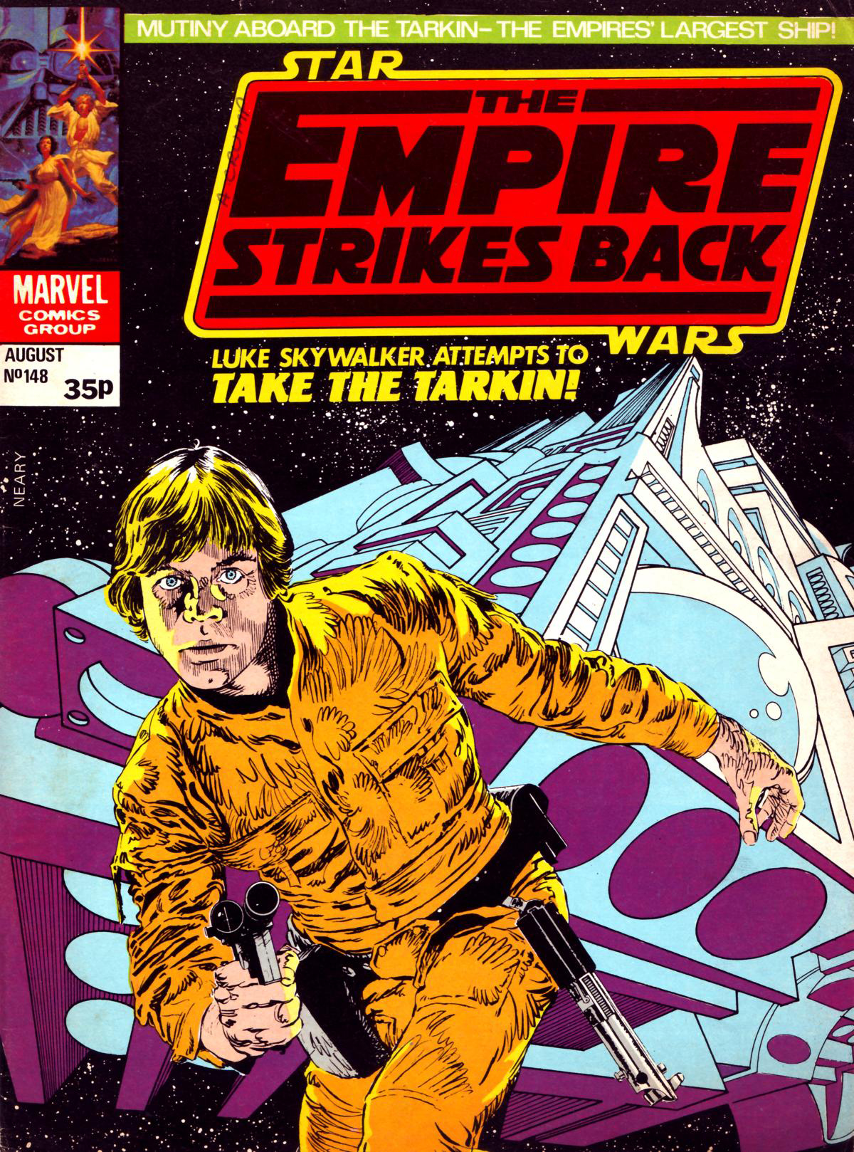 The Empire Strikes Back Monthly 148