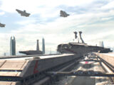 Coruscant cruiser staging area/Legends