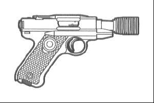 DT-12 heavy blaster pistol/Legends