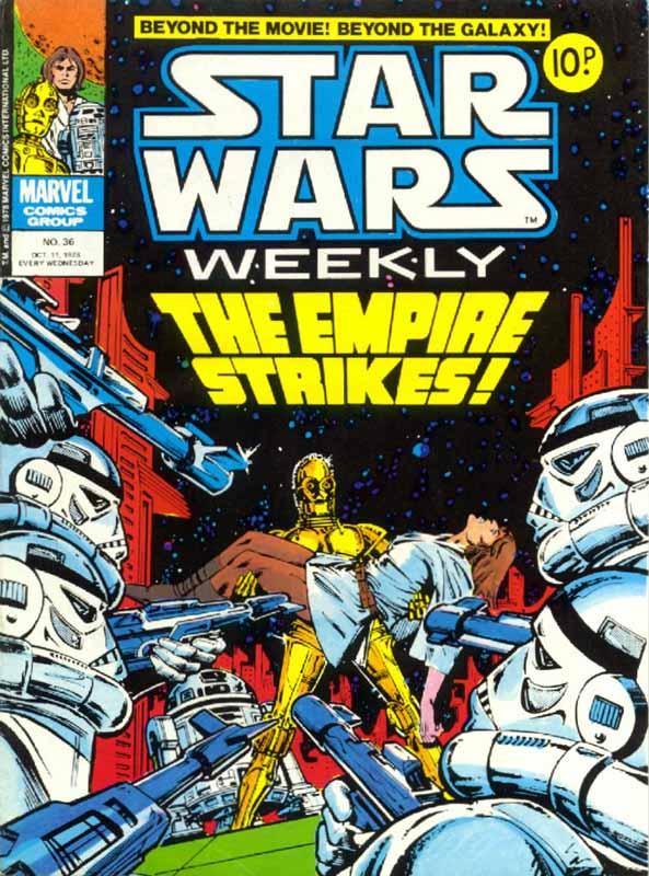 Star Wars Weekly 36